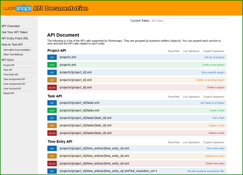 rest api documentation template - rest api documentation api documentation